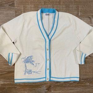 Vintage Haymaker Golf Sweater